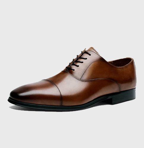 Brown Oxford