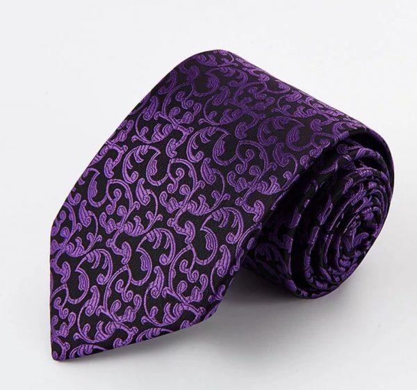 Purple Filigree